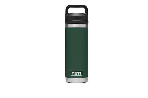 Yeti Rambler 18oz Bottle With Chug Cap (532ml)