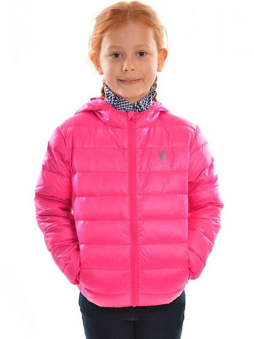Thomas Cook Kids Puffa Jacket - Pink