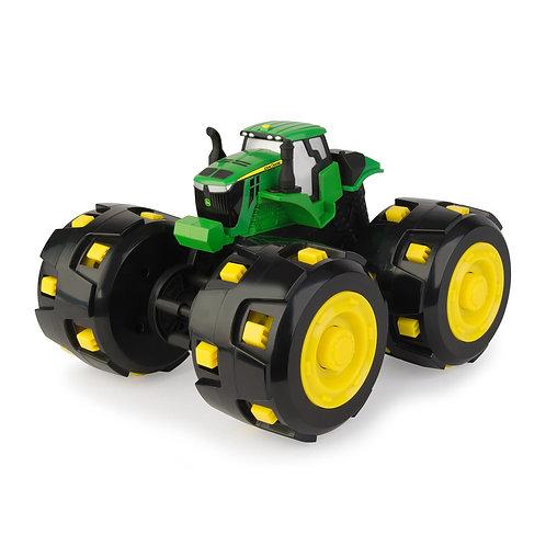John Deere Spike Treads Tractor