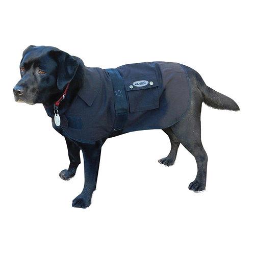 Nullarbor Oilskin Dog Coat