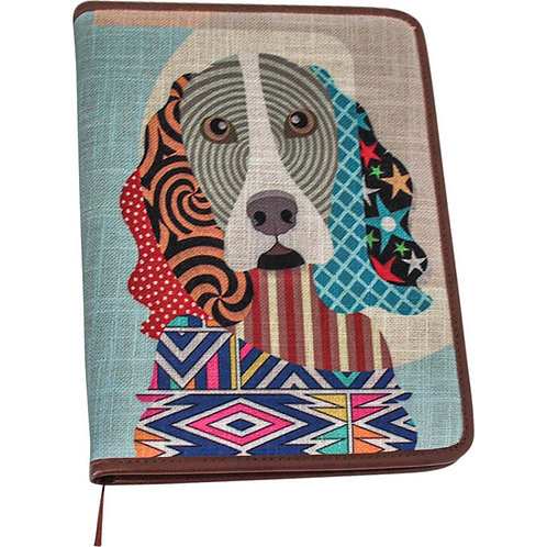 Lavida Large Notebook - Dog