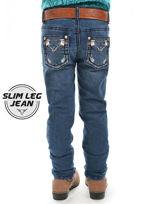 Pure Western Girls Tara Slim Leg Jean