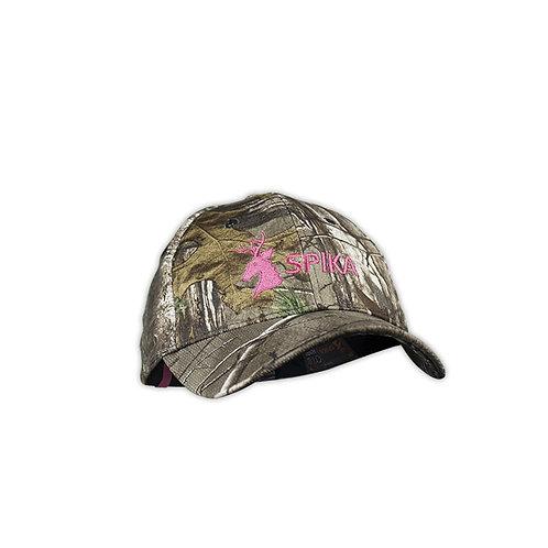 Spika Cap Camo/Pink