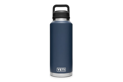Yeti 46oz Rambler Drink Bottle With Chug Cap (1.3L)