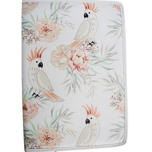 Lavida XL Notebook - Cockatoos