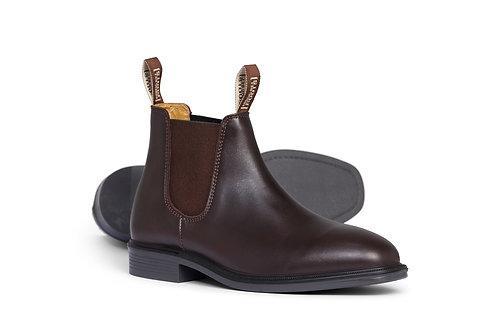Mongrel Brown Riding Boot