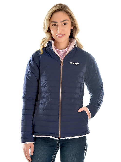 Wrangler Womens Amy Reversible Jacket