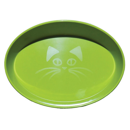 Scream Oval Cat Bowl