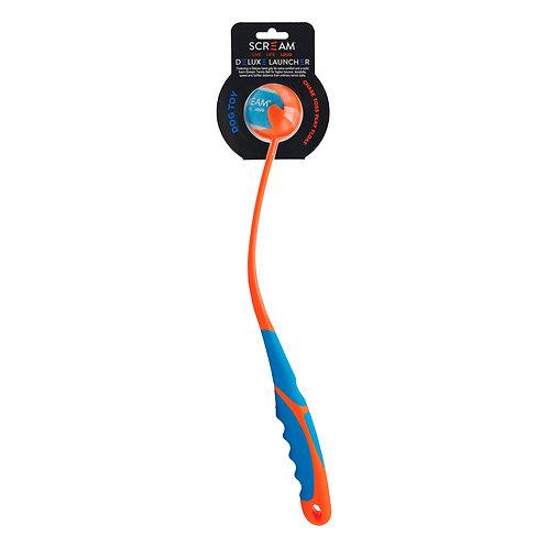 Scream Deluxe Grip Ball Launcher
