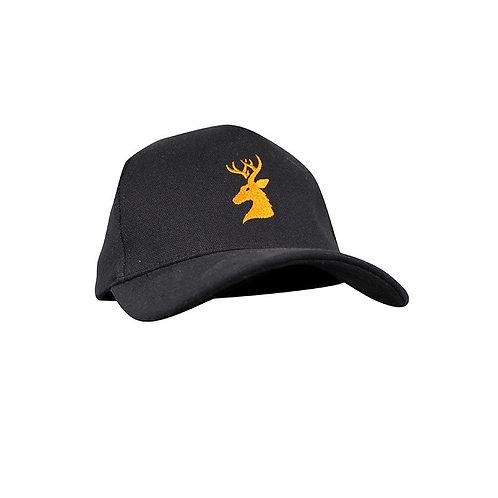 Spika Canvas Black Cap