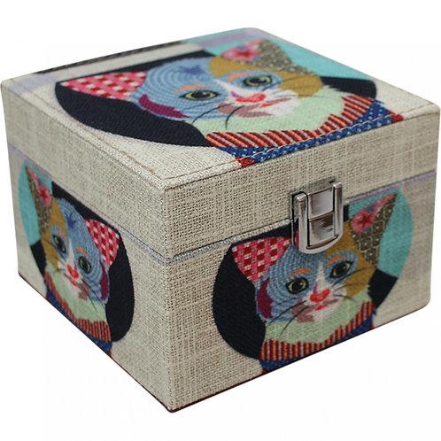 Lavida Box - Abstract Cat