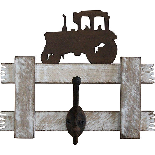 Lavida Rust Hook Tractor