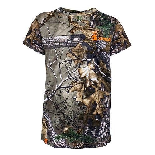 Spika Kids Camp Trail T-Shirt