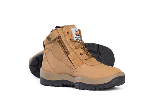 Mongrel Wheat Zipsider Boot