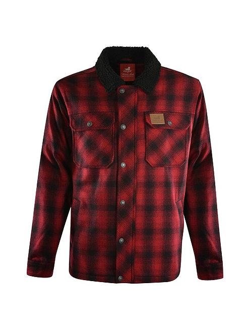 Thomas Cook - Dux-Bak Mallard Jacket - Red