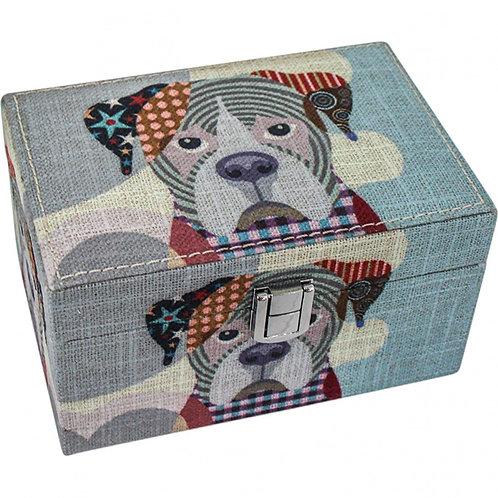 Lavida Box - Abstract Dog