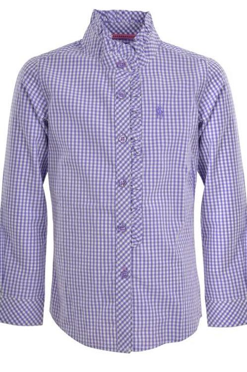 Thomas Cook Girls Albury Long Sleeve Shirt
