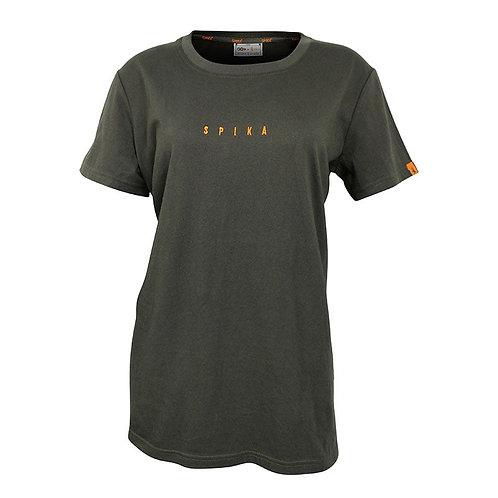 Spika Womens Olive GO T-Shirt