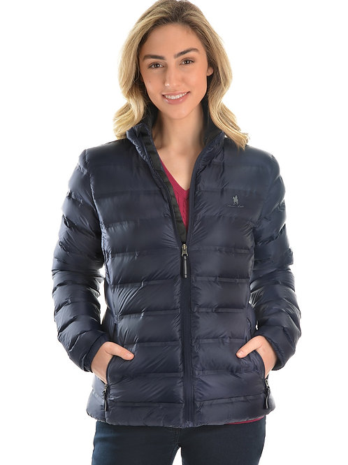 Thomas Cook Womens New Oberon Light Weight Down Jacket