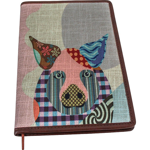 Lavida Small Notebook - Pig