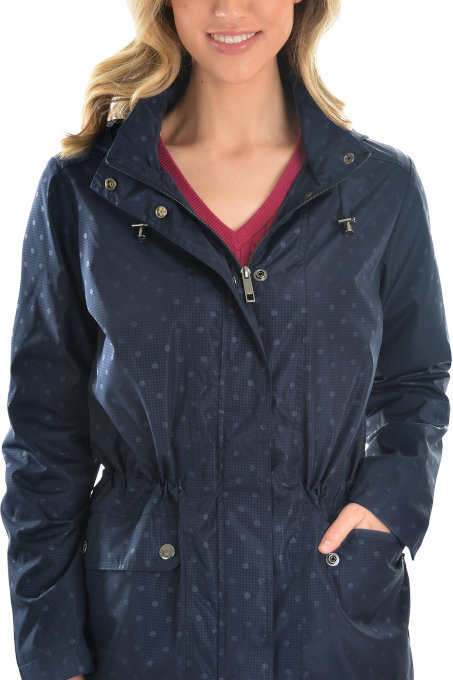 Thomas Cook Womens Spot Raincoat
