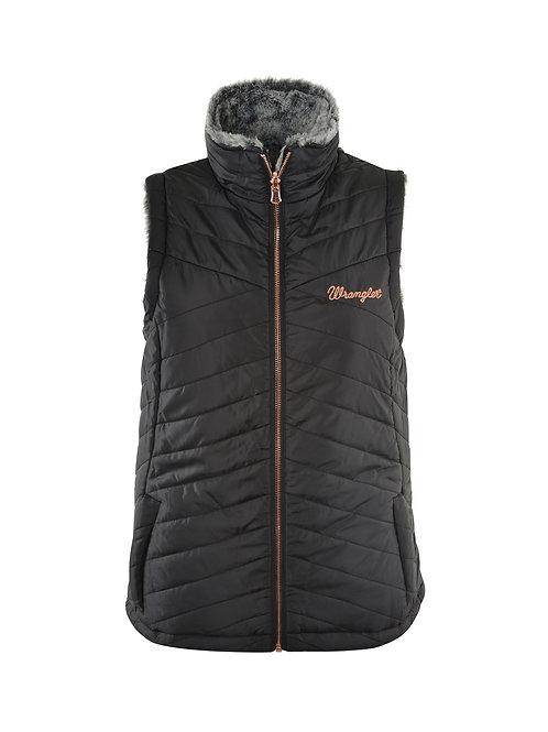 Wrangler Womens Melissa Reversible Vest