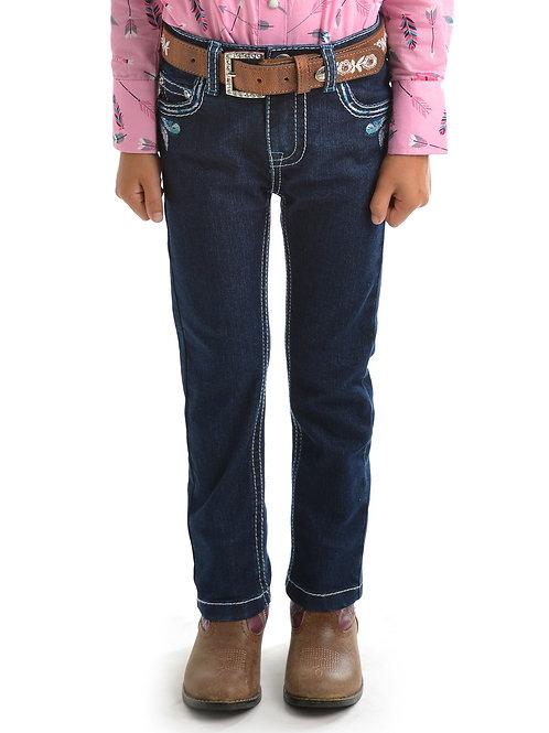 Pure Western Girls Bonnie Slim Leg Jean