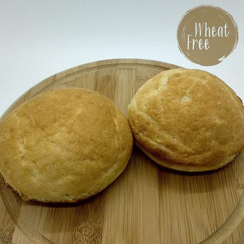 Wheat & Lactose-free Burger Buns 2x170gr