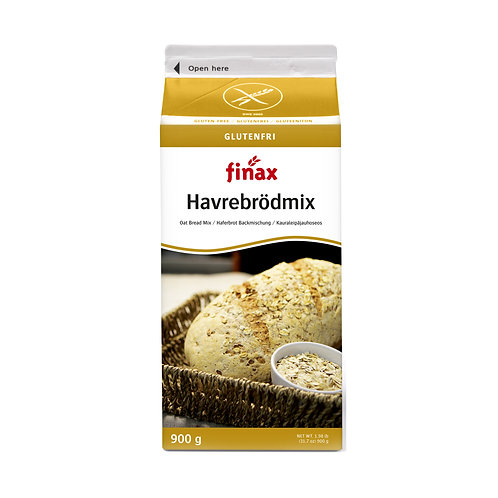 FINAX OAT BREAD MIX 900g