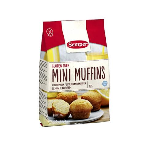 SEMPER MINI MUFFINS 185g