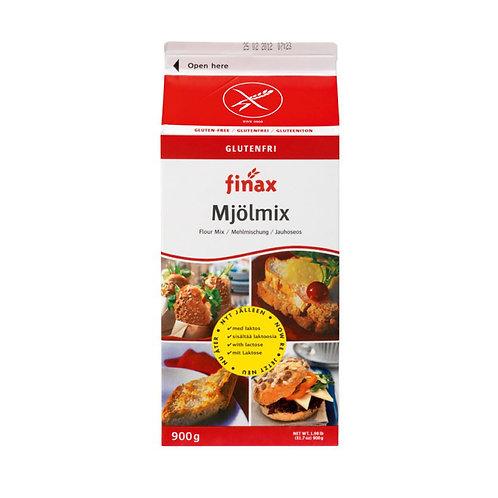 FINAX FLOUR MIX WITH MILK 900g