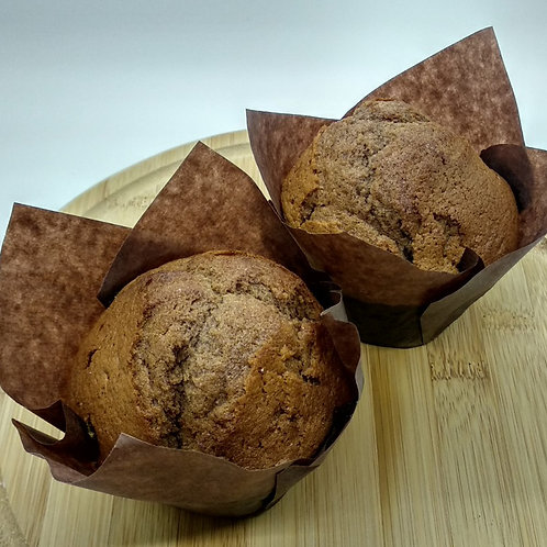 Chocolate Muffins 2x90gr