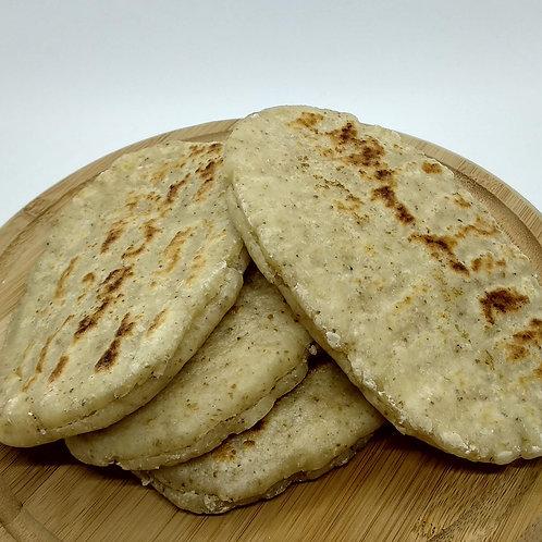 Mini Lactose-free Pita Breads (4) 400gr