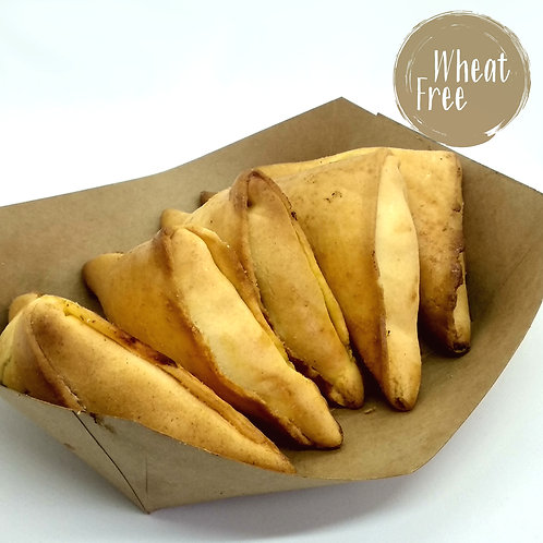 Wheat-free Mini Spinach Pies 450gr