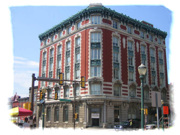 Historic Lafayette Apartments