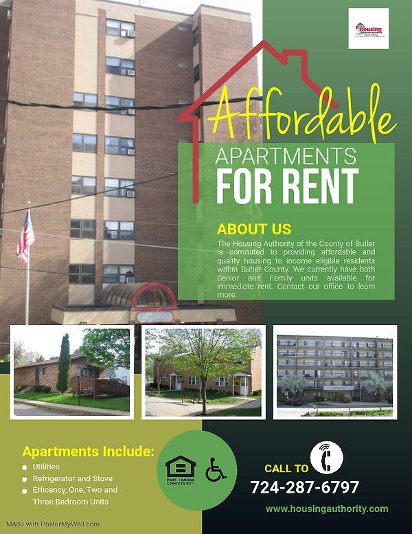 General Public Housing Apartments For Re