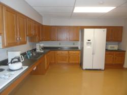 Newly Renovated Community Room Kitchen.JPG