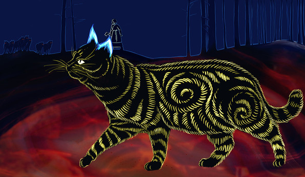 Земляная кошка