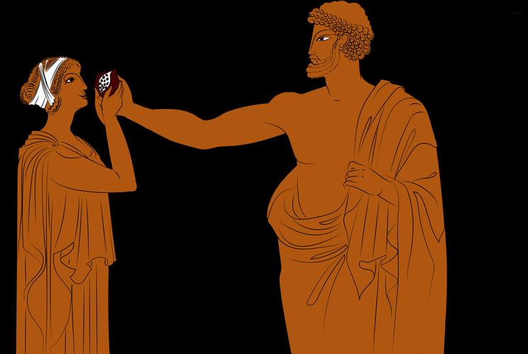 Персефона и Гадес