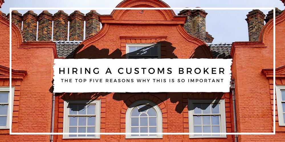 Customs House Brokers