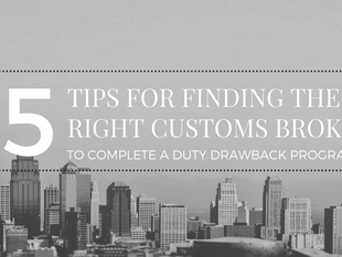 Five Tips for Finding the Customs Broker