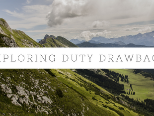Exploring Duty Drawback