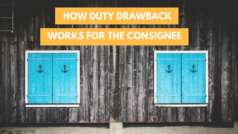 Duty Drawback Program