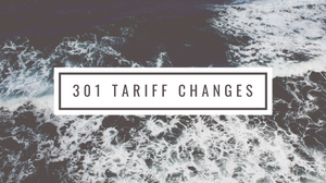 Section 301 Tariffs