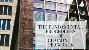 Claiming Drawback