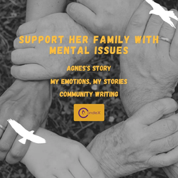 Supporting Her Family with Mental Issues | Agnes's Story
