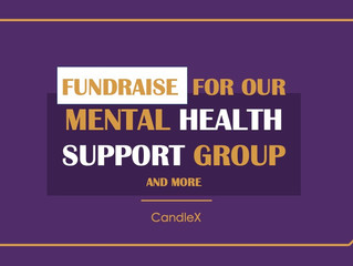 Fundraise for Mental Health Peer Support Group and More, Beijing China, by CandleX
