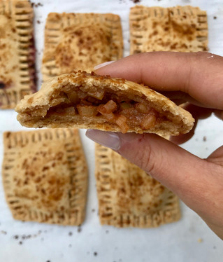 Gluten Free Apple Pie Pop Tarts