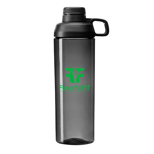 FlavorfulFIT 30oz Water Bottle