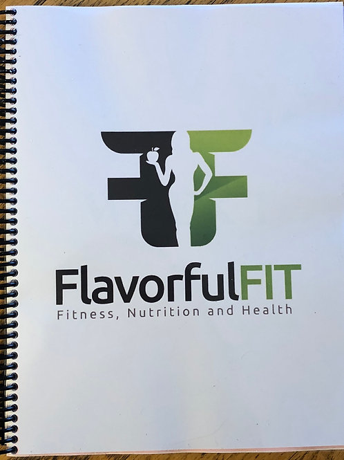 FlavorfulFit Recipe Book